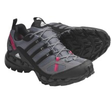Adidas Outdoor AX 1 Gore-Tex® Trail Running Shoes - Waterproof (For Women) in Sharp Grey/Black/Sharp Red - Closeouts