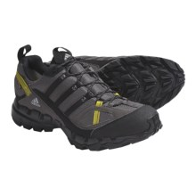 Adidas Outdoor AX 1 Gore-Tex® Trail Shoes - Waterproof (For Men) in Dark Cinder/Black/Seaweed - Closeouts