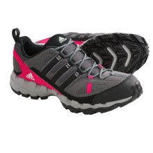 Adidas Outdoor AX 1 TR Hiking Shoes (For Women) in Sharp Grey/Black/Bright Pink - Closeouts