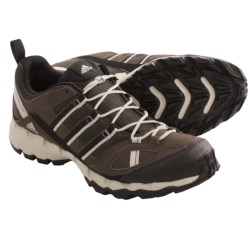 Adidas Outdoor AX 1 TR Trail Shoes (For Men) in Drift Wood/Black/Sesame