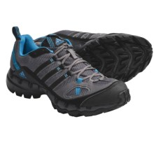Adidas Outdoor AX 1 Trail Running Shoes (For Women) in Sharp Grey/Black/Solid Blue - Closeouts