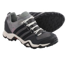 Adidas Outdoor AX 2 Trail Running Shoes (For Women) in Sharp Grey/Black/Bahia Pink - Closeouts