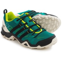 adidas Outdoor AX2 Breeze Hiking Shoes (For Men) in Eqt Green/Black/Chalk White - Closeouts