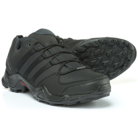 adidas outdoor AX2 ClimaProof Hiking Shoes  Waterproof For Men in Black