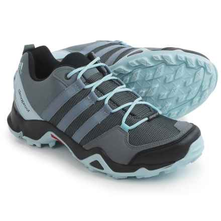 adidas outdoor AX2 ClimaProof® Hiking Shoes - Waterproof (For Women) in Vista Grey/Grey/Black - Closeouts