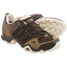 adidas outdoor AX2 Gore-Tex® Hiking Shoes - Waterproof (For Men) in Brown/Black/Grey Blend - Closeouts