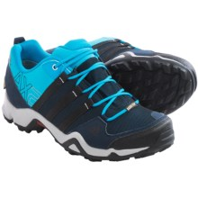 adidas outdoor AX2 Gore-Tex® Hiking Shoes - Waterproof (For Men) in Col. Navy/Black/Solar Blue - Closeouts