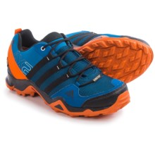 adidas outdoor AX2 Gore-Tex® Hiking Shoes - Waterproof (For Men) in Eqt Blue/Black/Orange - Closeouts