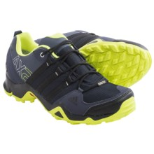 adidas outdoor AX2 Gore-Tex® Hiking Shoes - Waterproof (For Men) in Midnight/Black/Solar Yellow - Closeouts