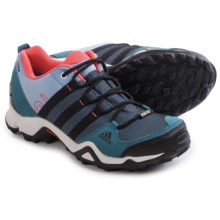 adidas Outdoor AX2 Gore-Tex® Hiking Shoes - Waterproof (For Women) in Prism Blue/Black/Super Blush - Closeouts