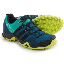 adidas outdoor AX2 Hiking Shoes (For Men) in Mineral Blue/Black/Eqt Green - Closeouts