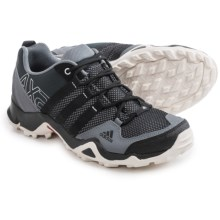 adidas outdoor AX2 Hiking Shoes (For Men) in Solid Grey/Black/Vista Grey - Closeouts