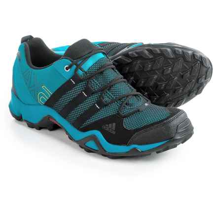 adidas outdoor AX2 Hiking Shoes (For Men) in Unity Blue/Black/Shock Blue - Closeouts