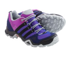 adidas outdoor AX2 Hiking Shoes (For Women) in Flash Pink/Black/Night Sky - Closeouts