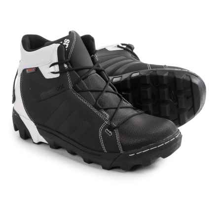 adidas outdoor CH Slopecruiser Pac Boots - Waterproof, Insulated (For Men) in Black/White/Black - Closeouts