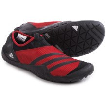 adidas outdoor ClimaCool® Jawpaw Water Shoes - Slip-Ons (For Men) in Power Red/Black/White - Closeouts