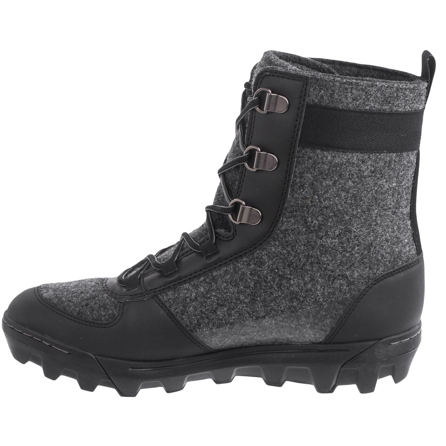 adidas outdoor climaheat 174 felt winter boots for