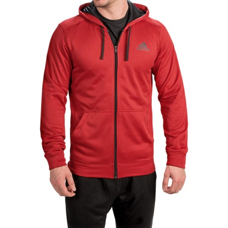 adidas outdoor ClimaWarm(R) Ultimate Hoodie Full Zip (For Men)