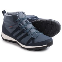 adidas outdoor CW Daroga Chukka Snow Boots - Insulated (For Men) in Midnight Grey/Collegiate Navy/Super Blue - Closeouts