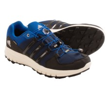 adidas outdoor Duramo Cross X Gore-Tex® XCR® Trail Shoes - Waterproof (For Men) in Collegiate Navy/Black/Blue Beauty - Closeouts