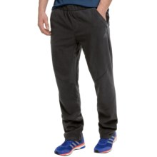 adidas outdoor Fleece Joggers (For Men) in Black - Closeouts