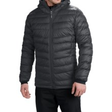 adidas outdoor Frost ClimaHeat® Down Jacket - 700 Fill Power (For Men) in Black - Closeouts