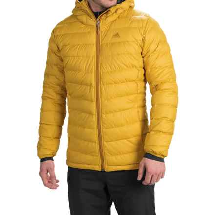 adidas outdoor Frost ClimaHeat® Down Jacket - 700 Fill Power (For Men) in Raw Ochre - Closeouts