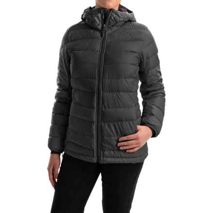 adidas outdoor Frost ClimaHeat® Down Jacket - 700 Fill Power (For Women) in Black/Utility Black - Closeouts
