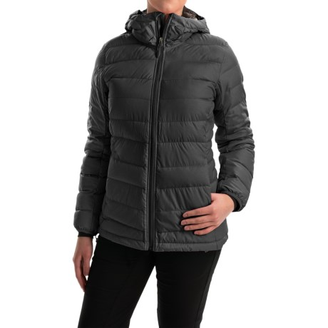 adidas outdoor Frost ClimaHeat® Down Jacket - 700 Fill Power (For Women) in Black/Utility Black