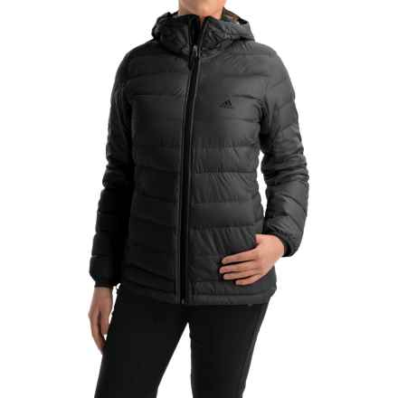 adidas outdoor Frost ClimaHeat® Down Jacket - 700 Fill Power (For Women) in Black - Closeouts