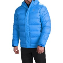 adidas outdoor Frostheld ClimaHeat® Down Jacket - 700 Fill Power (For Men) in Blue Beauty/Super Blue - Closeouts
