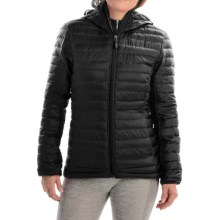 adidas outdoor Frostlight Down Jacket - 700 Fill Power, ClimaHeat® (For Women) in Black - Closeouts