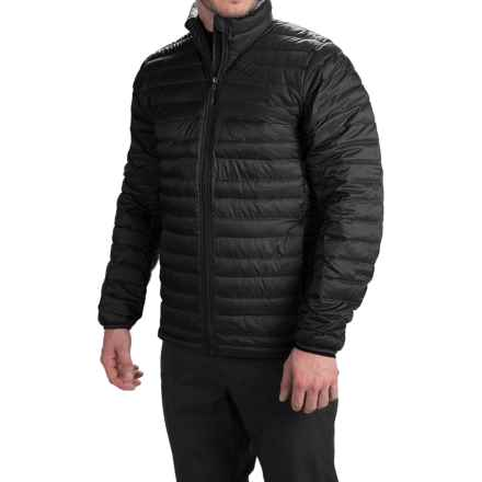adidas outdoor Frosty Light Down Jacket - 700 Fill Power (For Men) in Black - Closeouts
