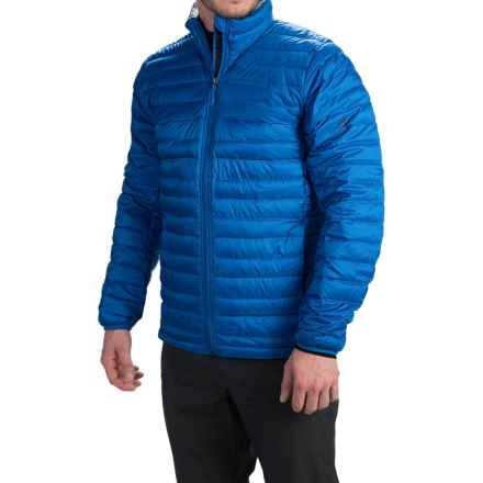 adidas outdoor Frosty Light Down Jacket - 700 Fill Power (For Men) in Blue Beauty - Closeouts