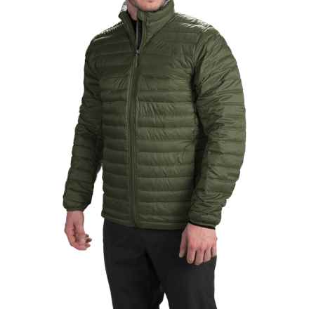adidas outdoor Frosty Light Down Jacket - 700 Fill Power (For Men) in Night Cargo - Closeouts
