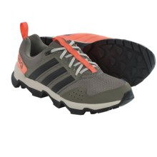 adidas outdoor GSG9 Trail Running Shoes (For Women) in Clay/Core Black/Flash Orange - Closeouts