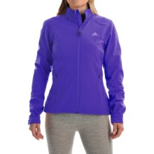 adidas outdoor Hiking Soft Shell Jacket (For Women) in Night Flash - Closeouts