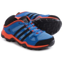 adidas outdoor Hydroterra Shandal Shoes (For Little and Big Kids) in Lucky Blue/Black/Bold Orange - Closeouts
