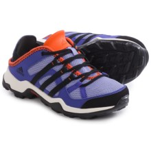 adidas outdoor Hydroterra Shandal Shoes (For Little and Big Kids) in Semi Solar Red/Light Purple/Black - Closeouts