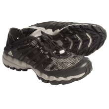adidas outdoor Hydroterra Shandal Water Shoes (For Men) in Black/Grey Rock/Chalk - Closeouts
