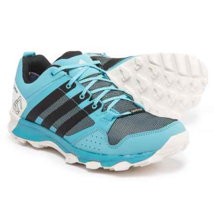 adidas outdoor Kanadia 7 Gore-Tex® Trail Running Shoes - Waterproof (For Women) in Vapour Blue/Black/Clear Aqua - Closeouts