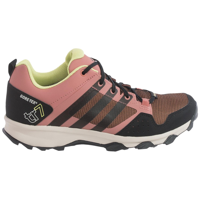 adidas outdoor kanadia 7 gore tex trail running shoes. Black Bedroom Furniture Sets. Home Design Ideas