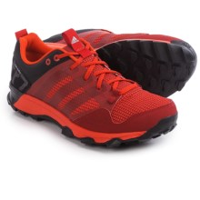 adidas outdoor Kanadia 7 Trail Running Shoes (For Men) in Power Red/Power Red/Bold Orange - Closeouts