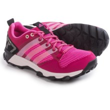 adidas outdoor Kanadia 7 Trail Running Shoes (For Women) in Bold Pink/Halo Pink/Shock Pink - Closeouts