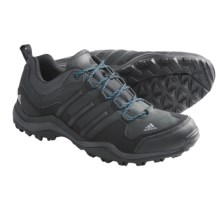 Adidas Outdoor Kumacross Hiking Shoes (For Men) in Black/Black/Craft Blue - Closeouts