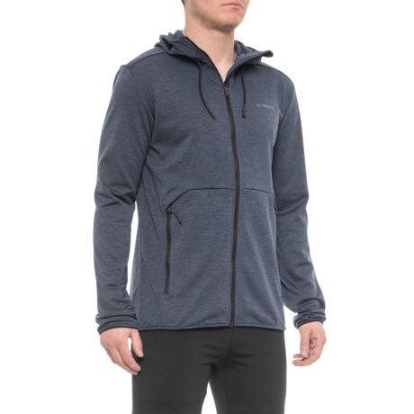 adidas outdoor Legend Ink Climb the City Hoodie Long Sleeve (For Men)