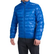 adidas outdoor Light Down Jacket (For Men) in Blue Beauty - Closeouts