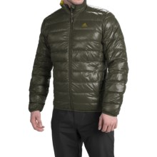 adidas outdoor Light Down Jacket (For Men) in Night Cargo - Closeouts