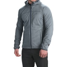 adidas outdoor Panto Fleece Hoodie (For Men) in Midnight Grey - Closeouts