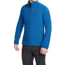 adidas outdoor Reachout Polar Fleece Jacket (For Men) in Blue Beauty - Closeouts